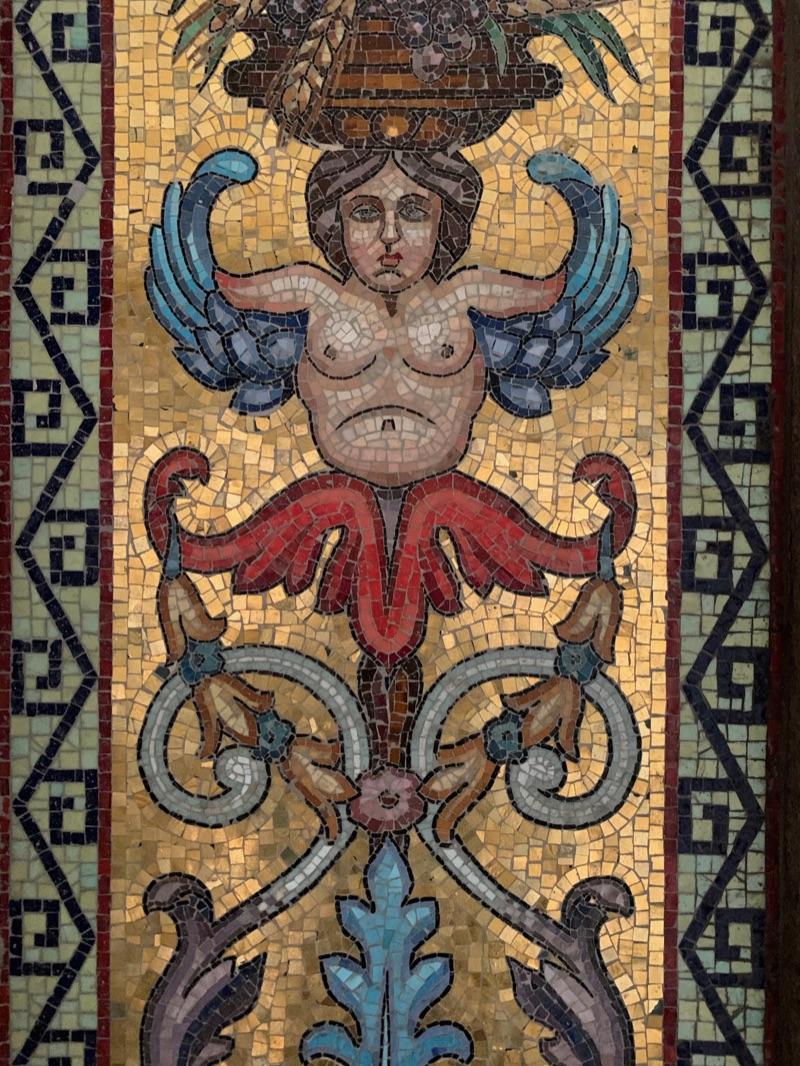 Mosaico corso venezia 37