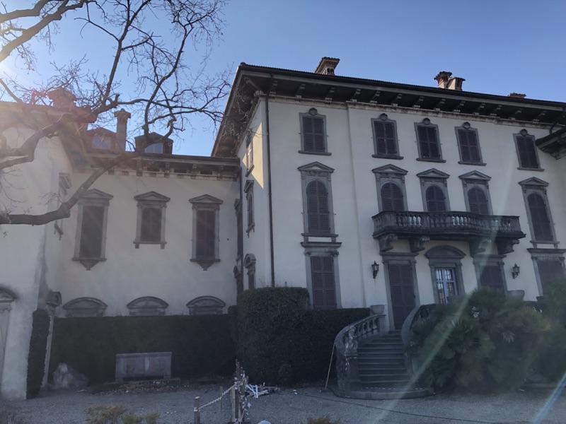 Villa san remigio pallanza