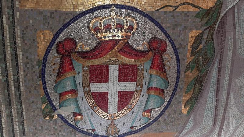 mosaico coso Venezia 37 milano 2